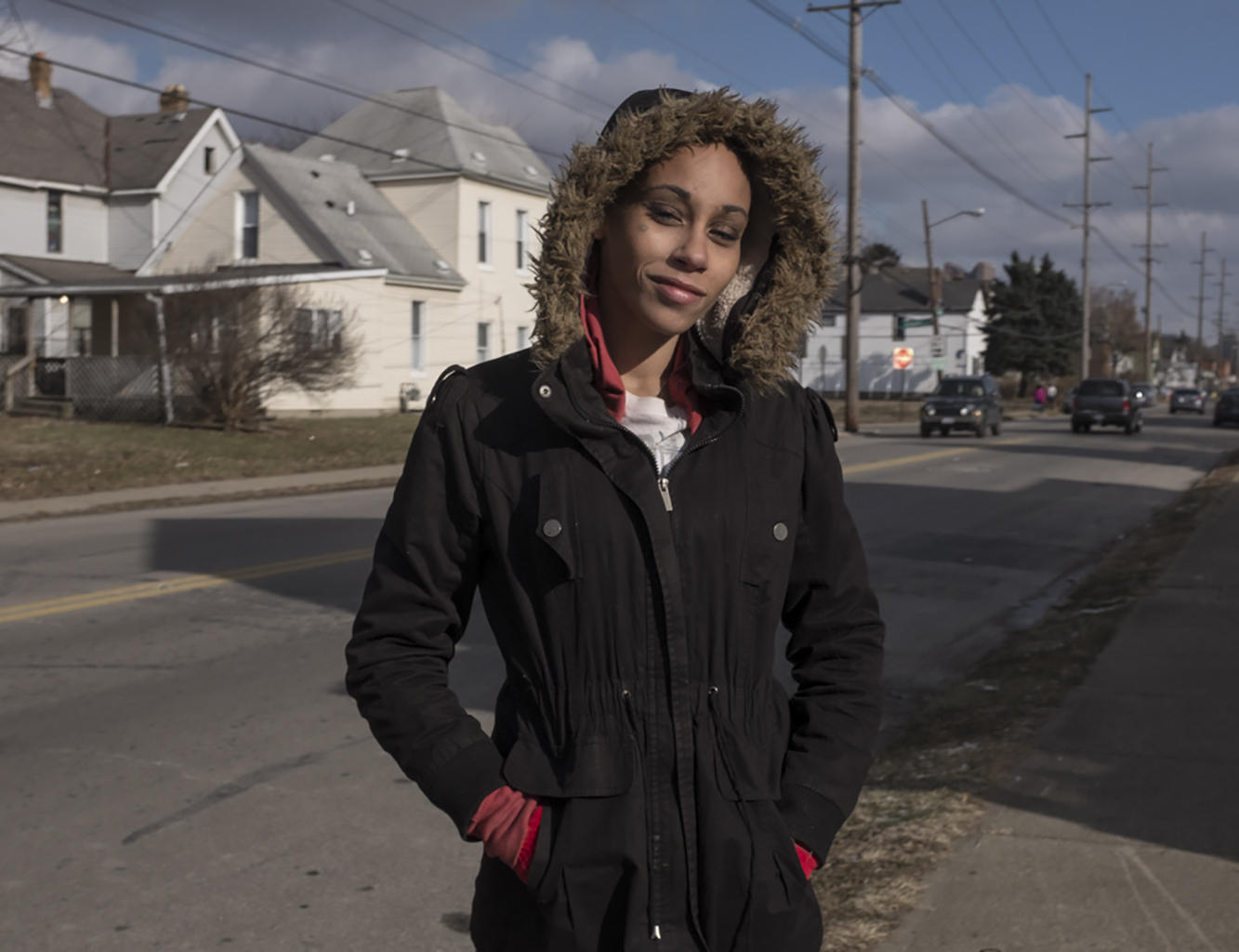 On Sullivant Avenue, A Cycle Of Heroin And Prostitution | WOSU Radio