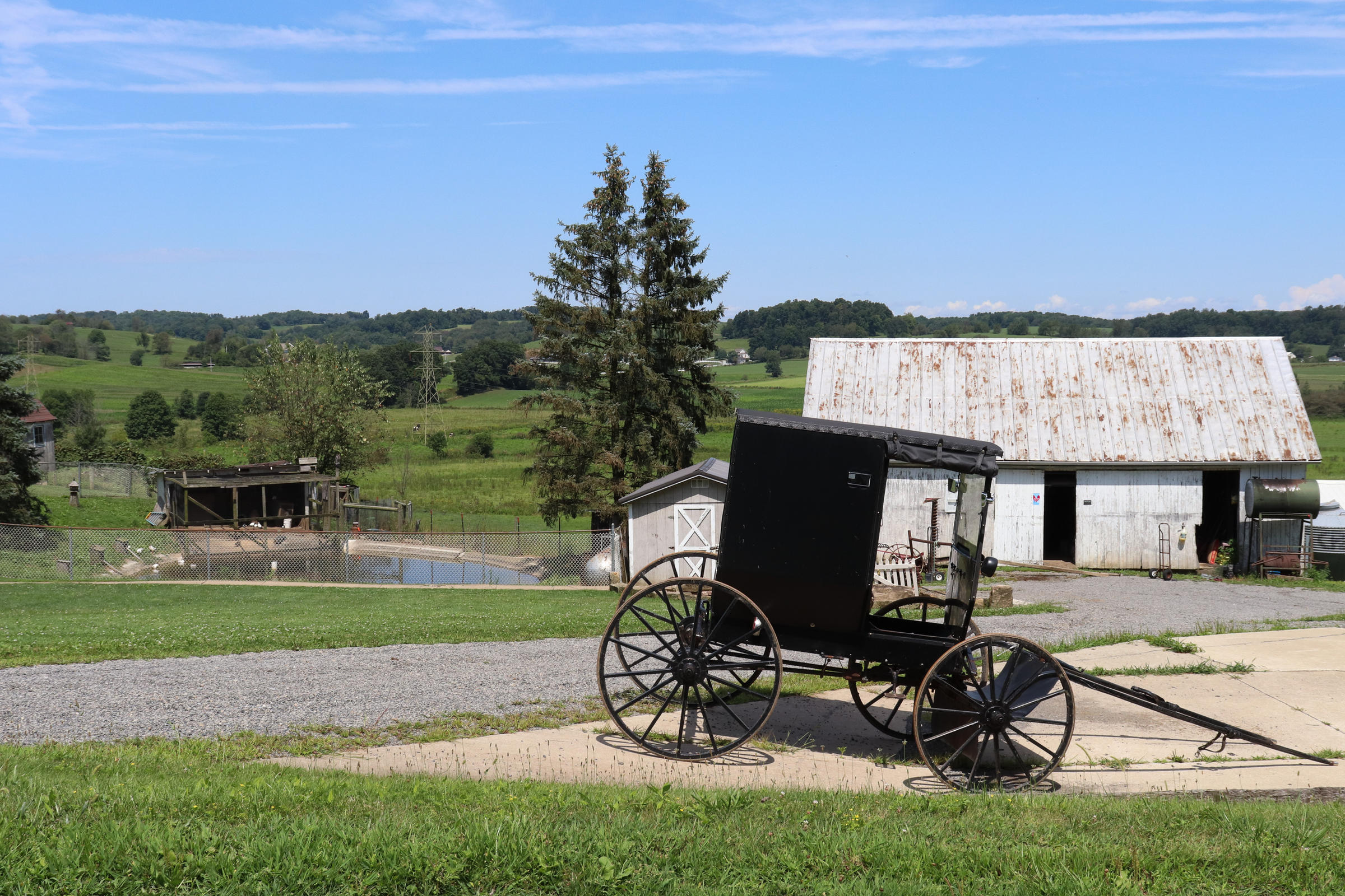 Amish Paradise: Living Uninsured But Healthy In Rural Ohio