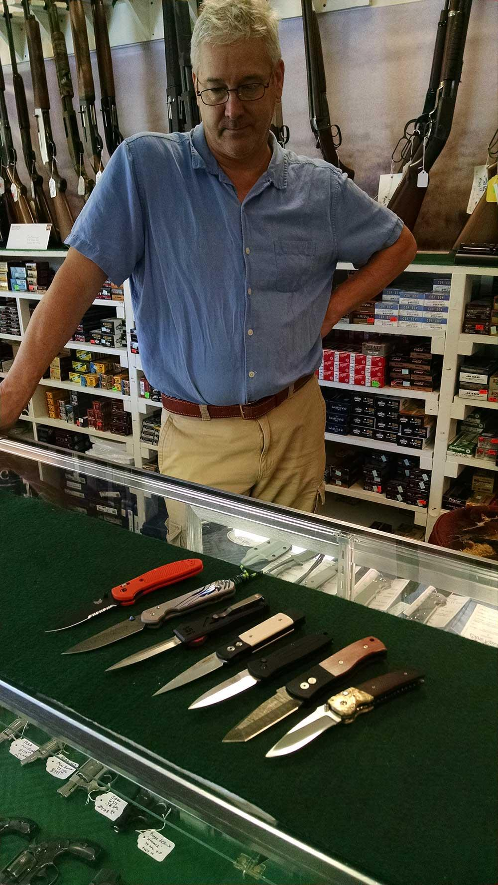 Switchblades Return To Tennessee As Knife Rights Movement