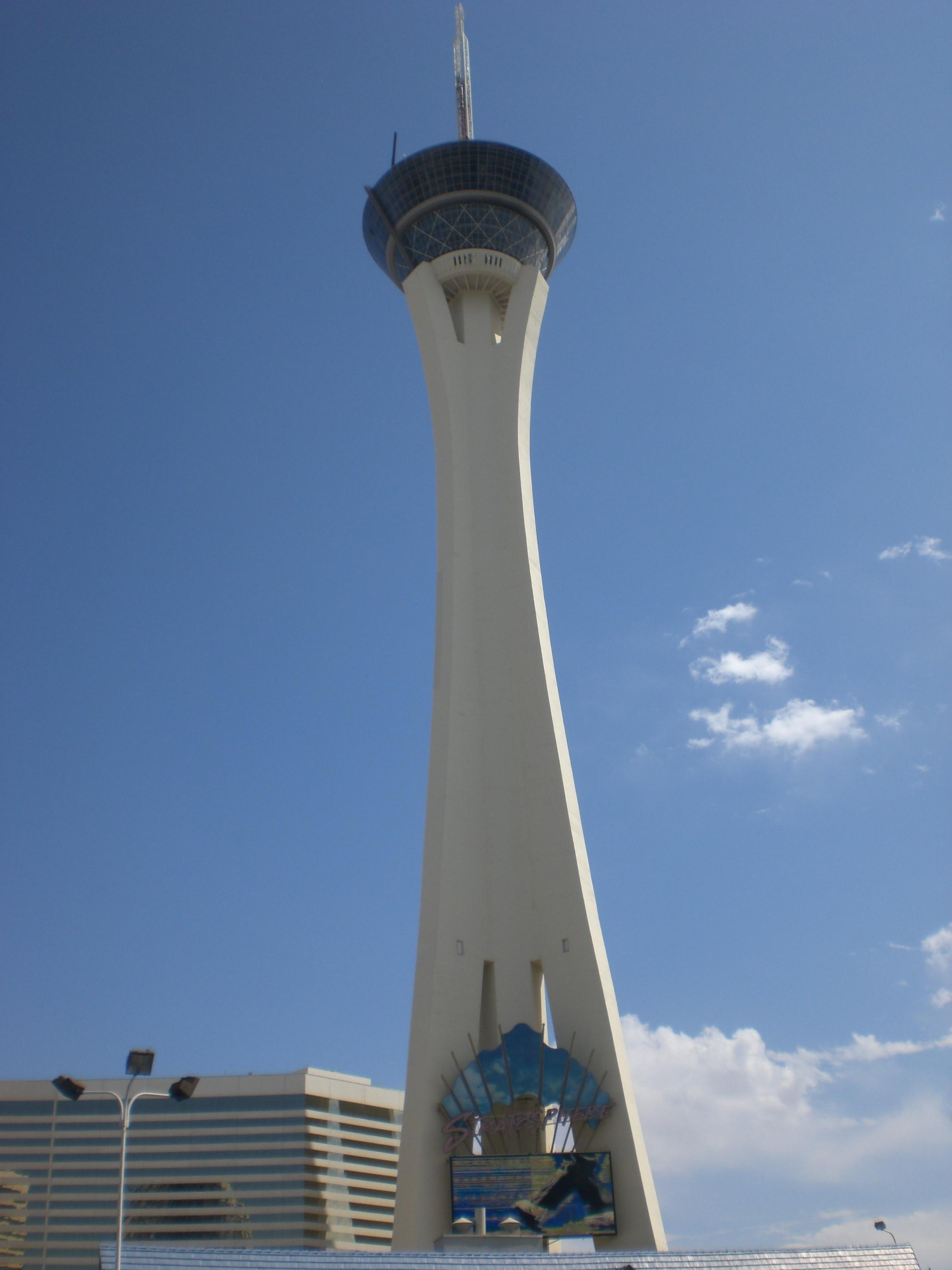 Stratosphere Tower Las Vegas