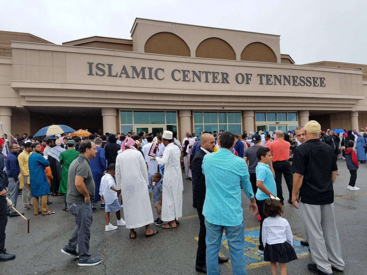 Curious Nashville: Meet The Leader Of Tennessee's Biggest Mosque