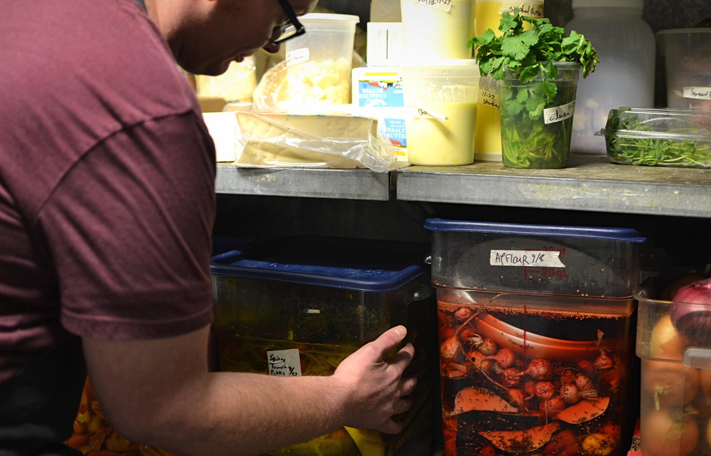 Nashville Restaurants Fighting Food Waste Can Now Hitch A Ride For