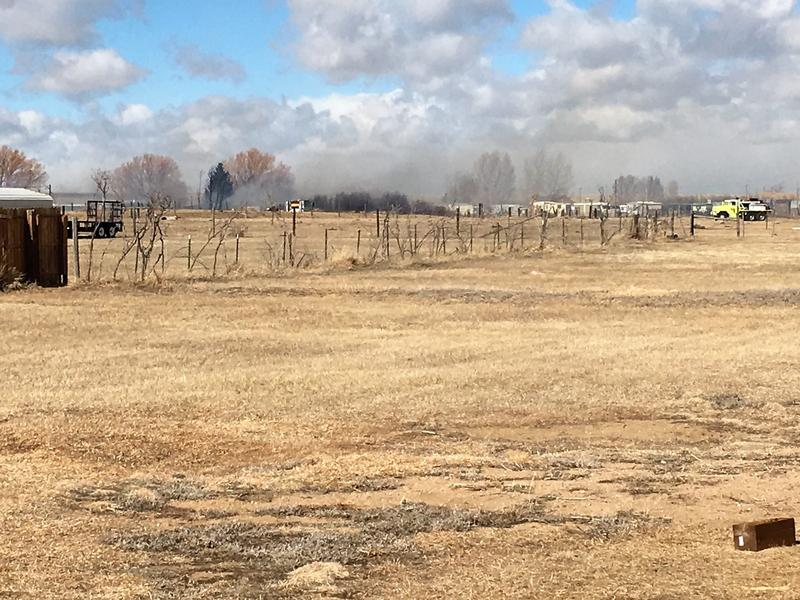 Wildfire In Southern Wyoming Grows Still Not Contained
