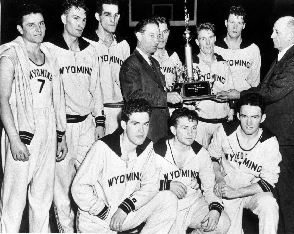 """Cowboys"""" The Story Of The 1943 National Basketball Champions Hits ..."""