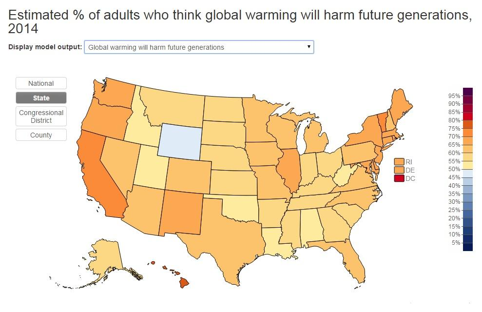 New Study Looks At Wyoming Climate Change Beliefs | Wyoming Public on jefferson state map, eastern washington state map, union state map, central washington state map, hillsdale state map, rochester state map, auburn state map, stanford state map, detroit state map, phoenix state map, richmond state map, clark state map, harvard state map, pennsylvania state map, dayton state map, ucla state map, brooklyn state map, oakland state map, southern cal state map, yale seal,