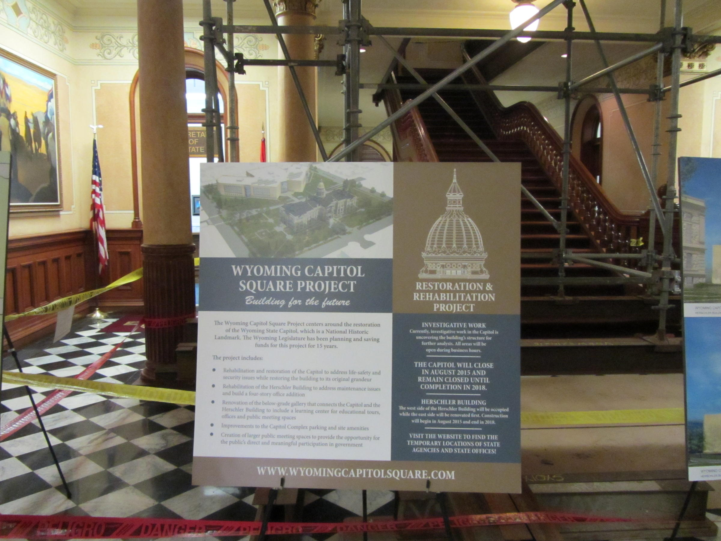 State Moves Forward With Plans To Renovate The Capitol
