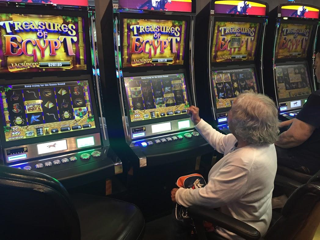 how to use horse betting machine