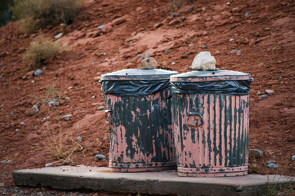Can State Parks Keep Waste Out Of Landfills? | Wyoming