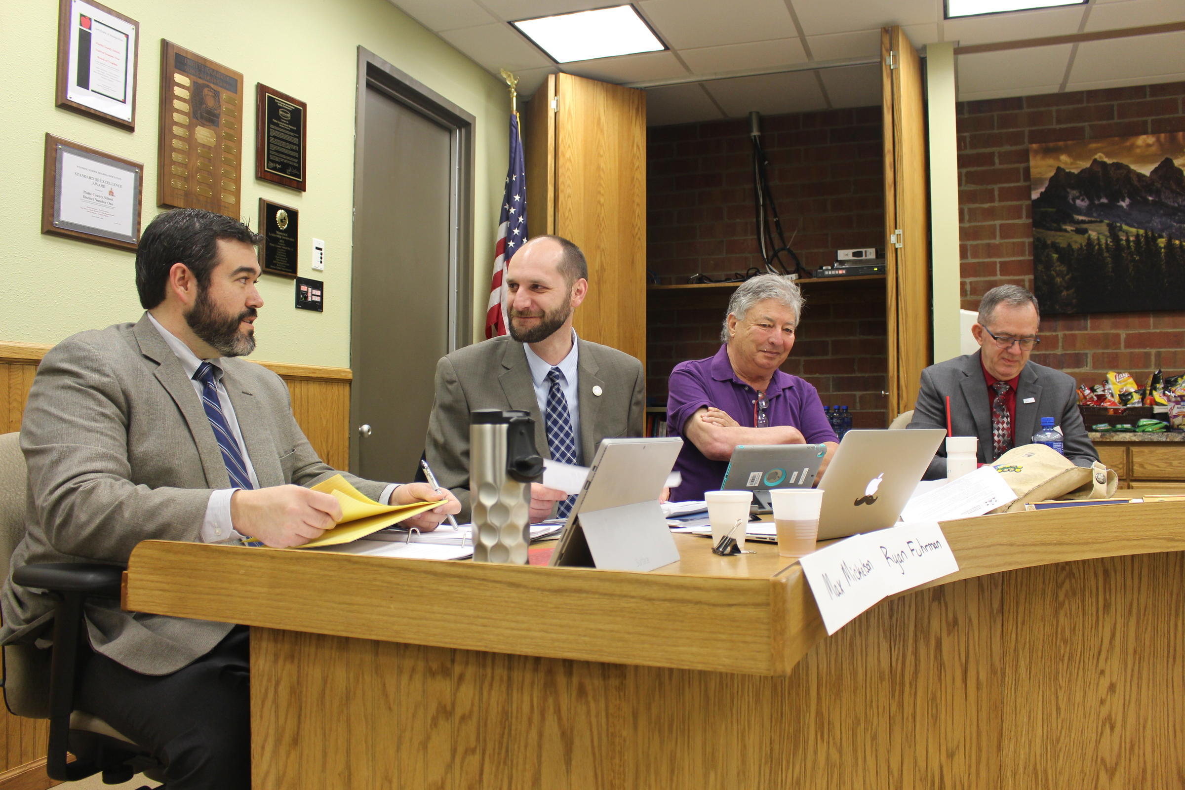 Teacher Representation On State Board Of Education, Stands