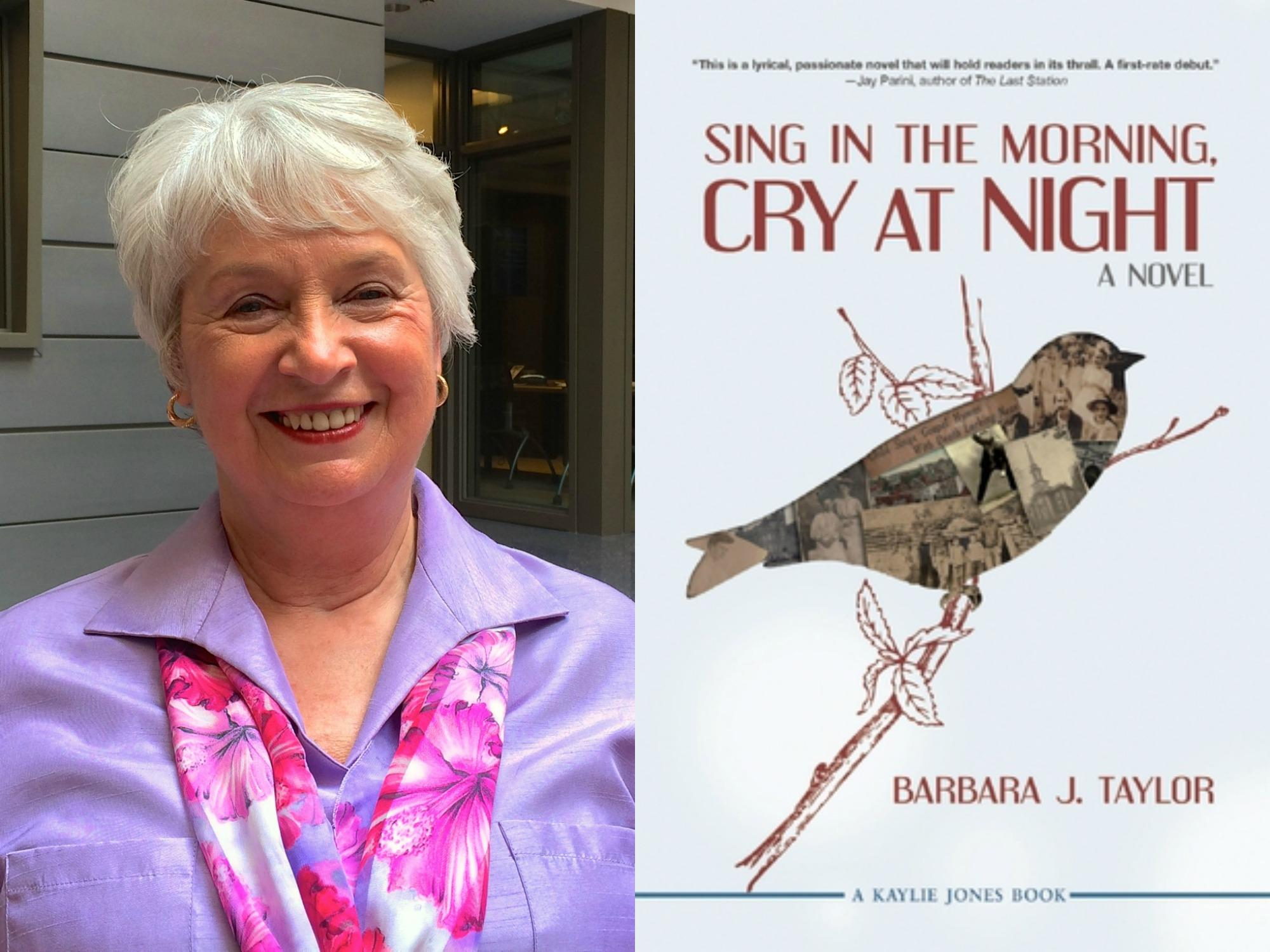 BookMark: Sing in the Morning, Cry at Night by Barbara Taylor | WPSU