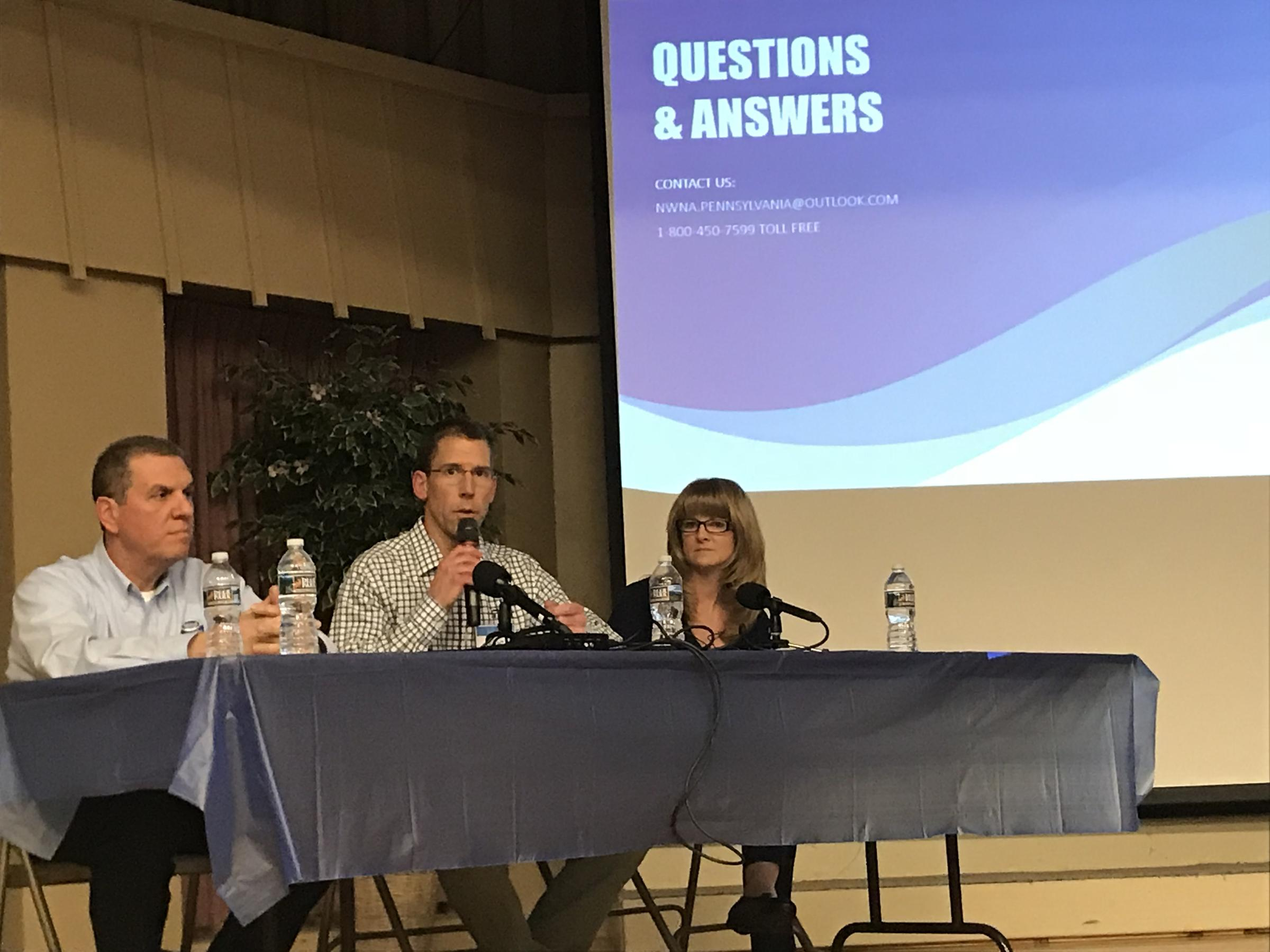 Bellefonte School Board Votes 'Yes' To Supporting Nestle Water