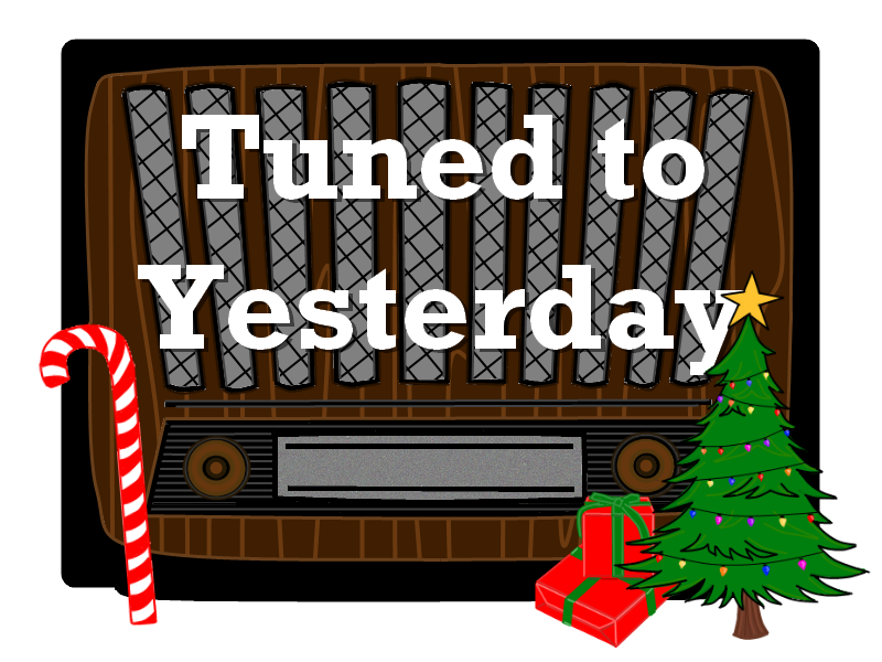 Christmas Dragnet.12 20 18 10pm Tuned To Yesterday Wrvo Public Media