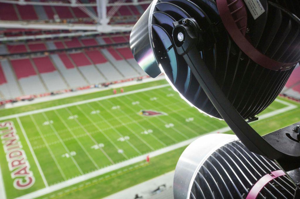 Syracuse Company Lights Up The Super Bowl Wrvo Public Media