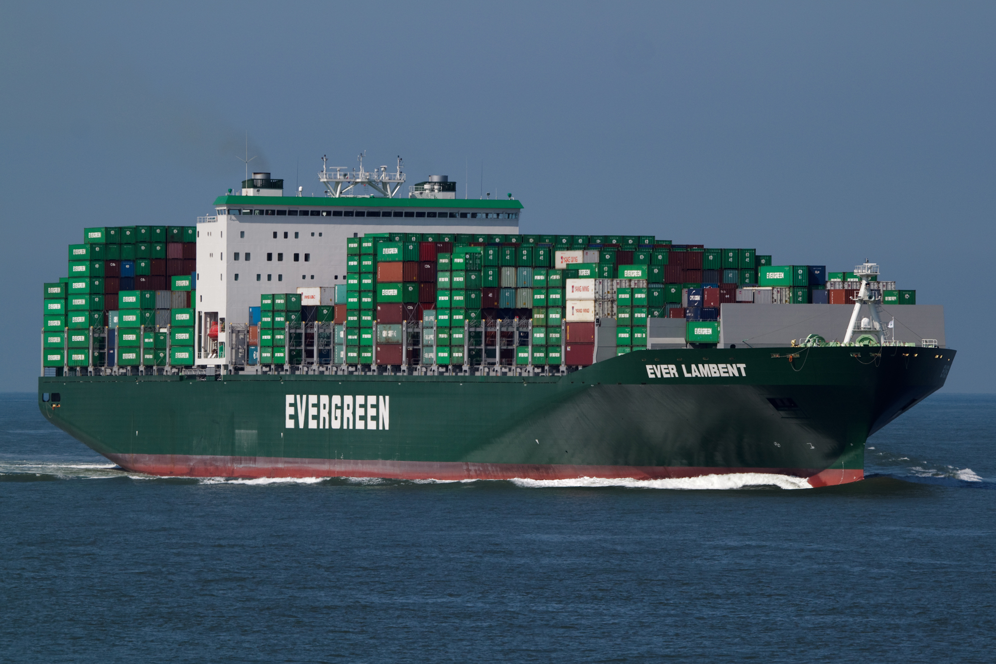 First Mega-Container Ship Docks in Port of Baltimore | Delmarva