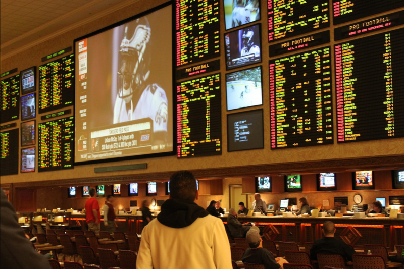 Sports betting casinos in delaware ucf vs baylor betting line