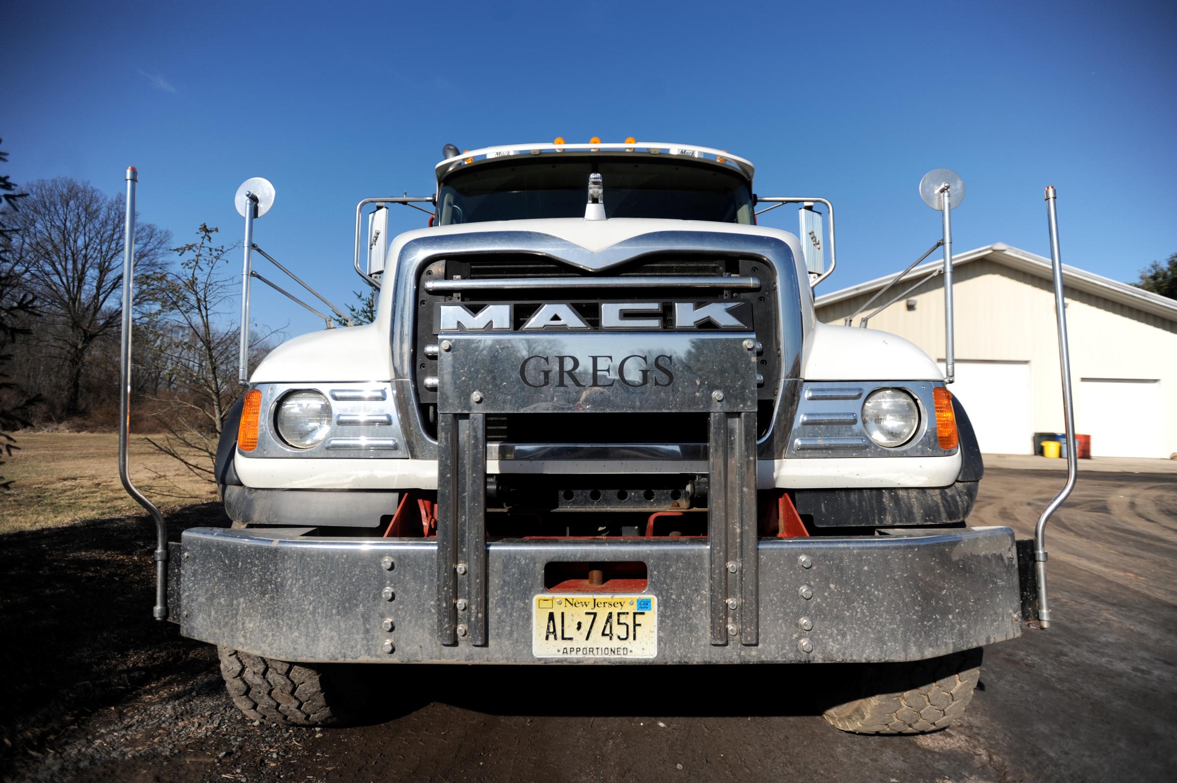 Mack Truck workers begin strike