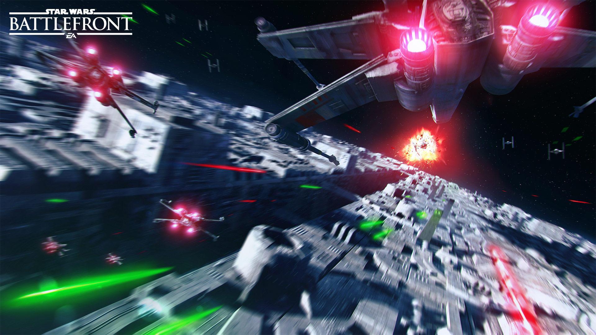 Music Respawn Gordy Haab Composes B Side Tracks For Star Wars Battlefront Wshu