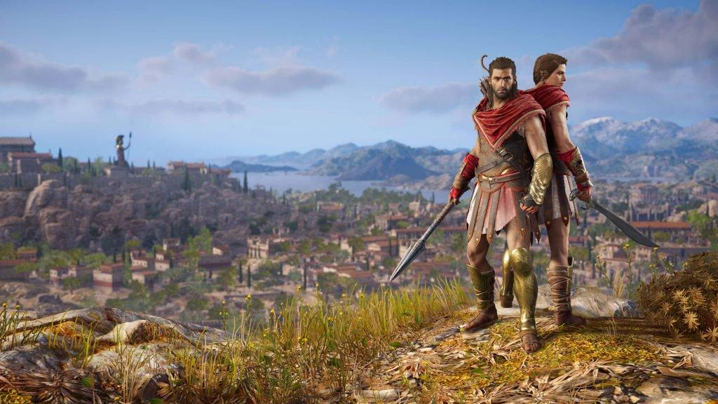 The Flight S Music Brings Ancient Greece Alive In Assassin S Creed Odyssey Wshu