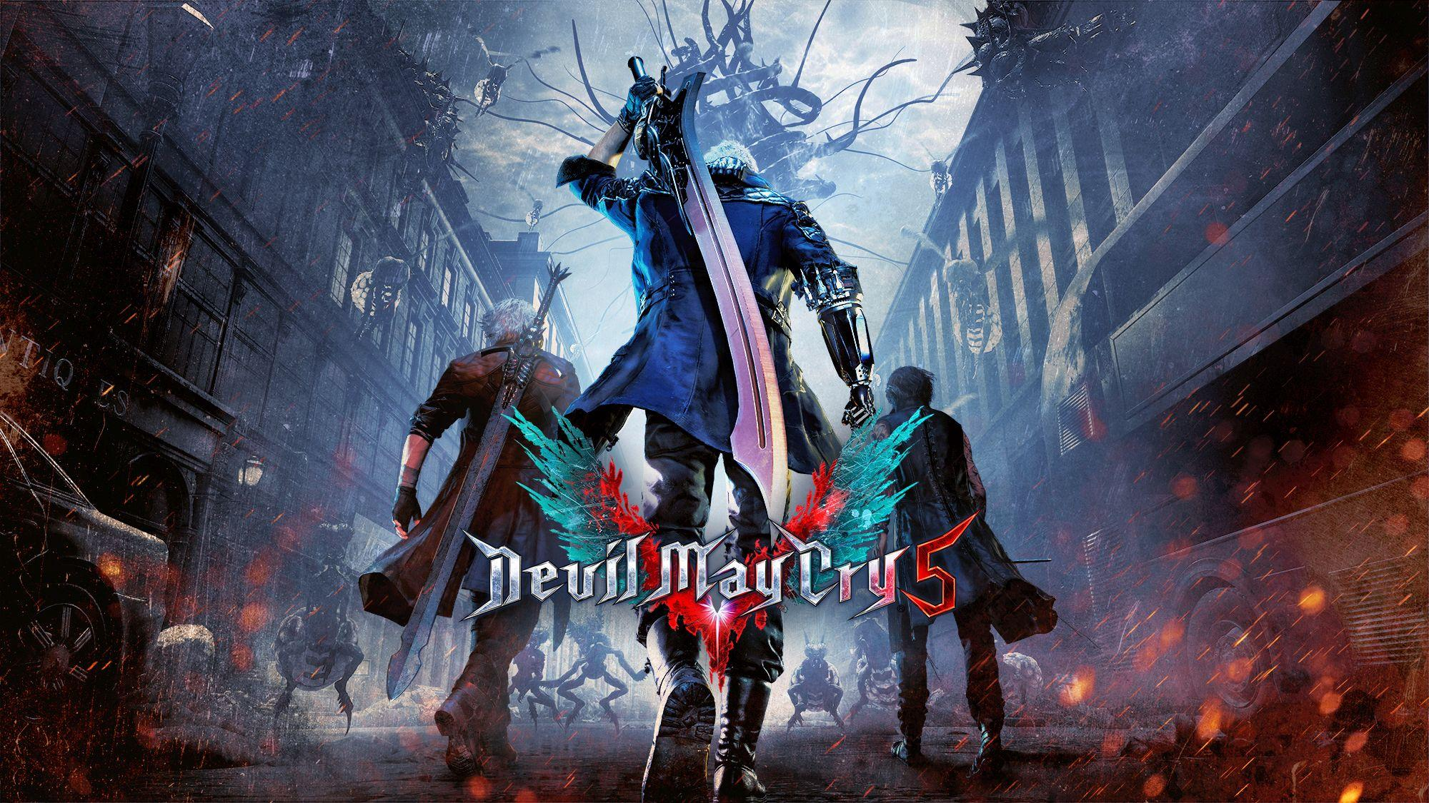 Casey Edwards Wrote His Music For Devil May Cry 5 Like A