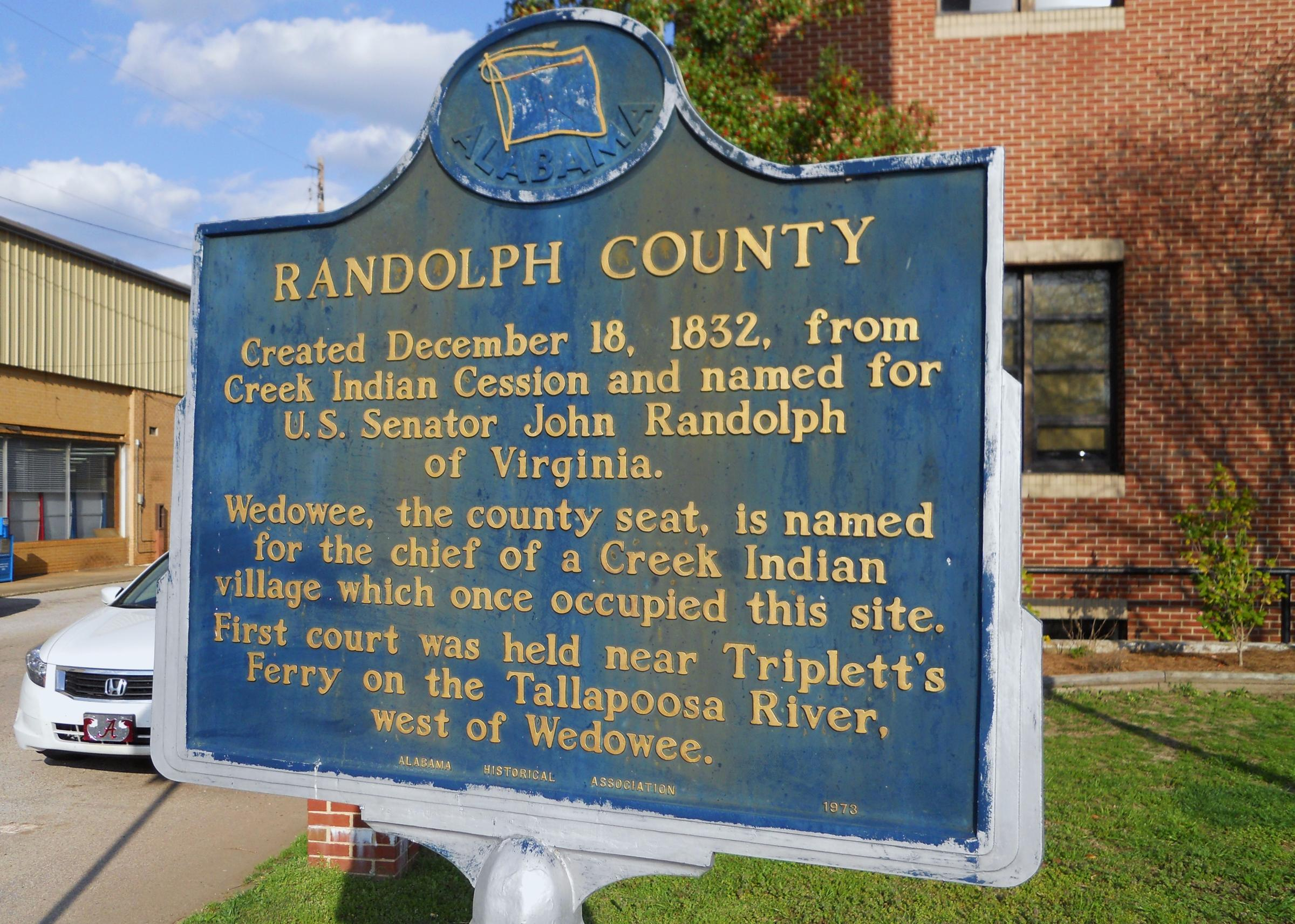 Randolph County Officials Sued for Violating Constitutional Rights
