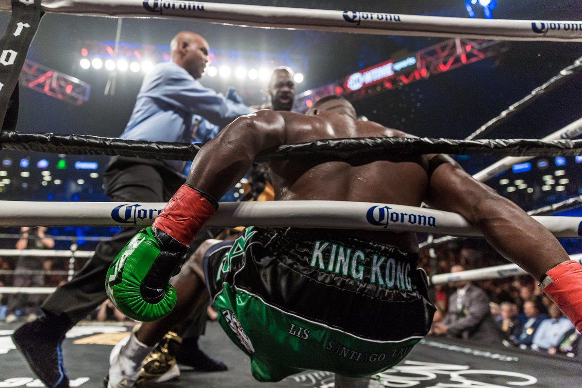 71f070d9fc78 Deontay Wilder Defeats Luis Ortiz to Retain WBC Title | Alabama ...
