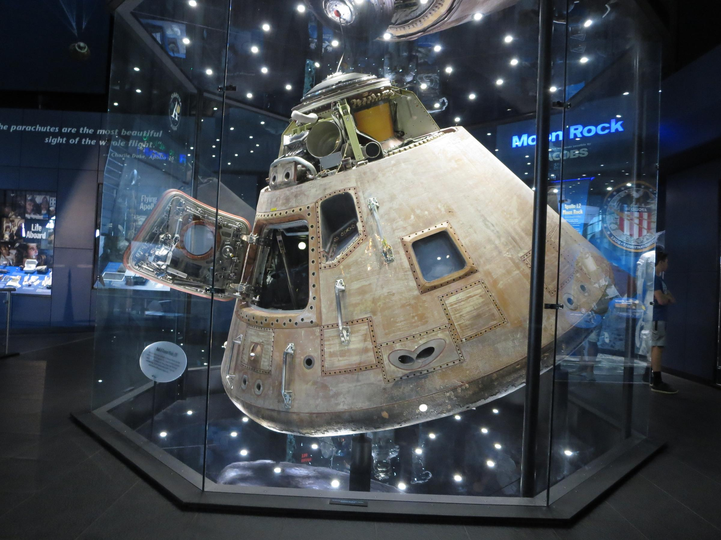 Neil Armstrong's Apollo 11 spacesuit unveiled at Smithsonian