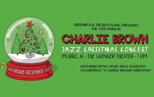 Charlie Brown Jazz | Alabama Public Radio