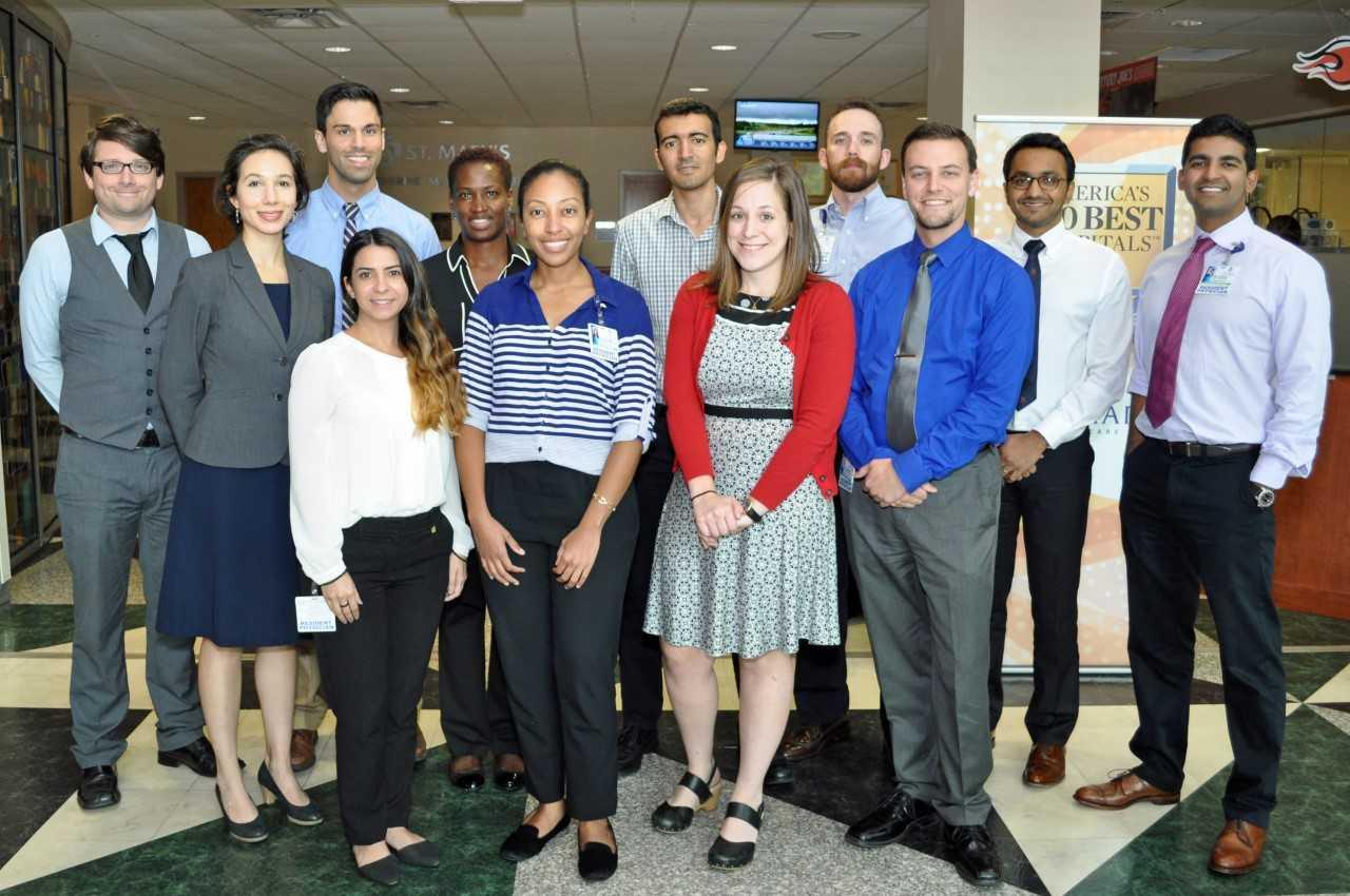 St  Mary's Internal Medical Residency Program Class of 2020