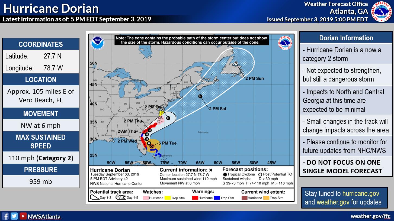 Jackson EMC Releases Contractors to Assist with Hurricane