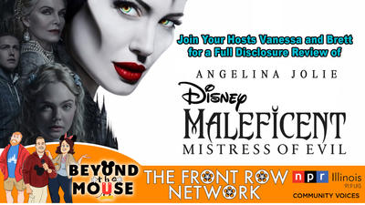 Beyond The Mouse Maleficent Mistress Of Evil Npr Illinois