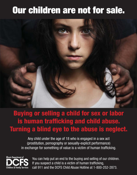 Prostitution vs Human Sex Trafficking: Making the