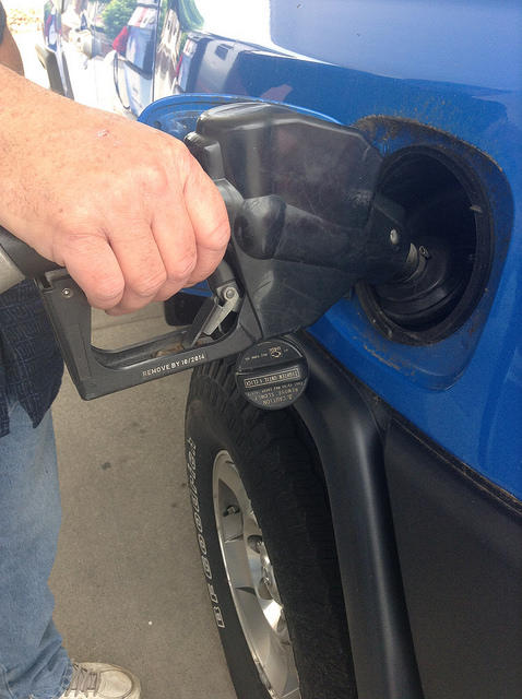Gas Tax Fails To Keep Pace With Infrastructure Needs
