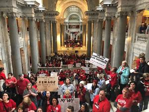 Teacher Candidacies Surge In Wake Of Spring Walkouts | WUKY