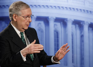 McConnell Says Difficult To Unseat Trump In 2020 | WUKY
