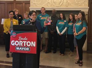 Gorton Unveils Plan For '21st Century' Lexington | WUKY