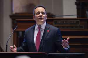 Democrats Try To Make Gains With Governors In 2019 Elections   WUKY