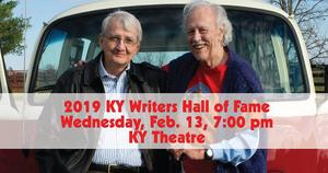 Kentucky Writers Hall Of Fame Welcomes Six New Inductees   WUKY