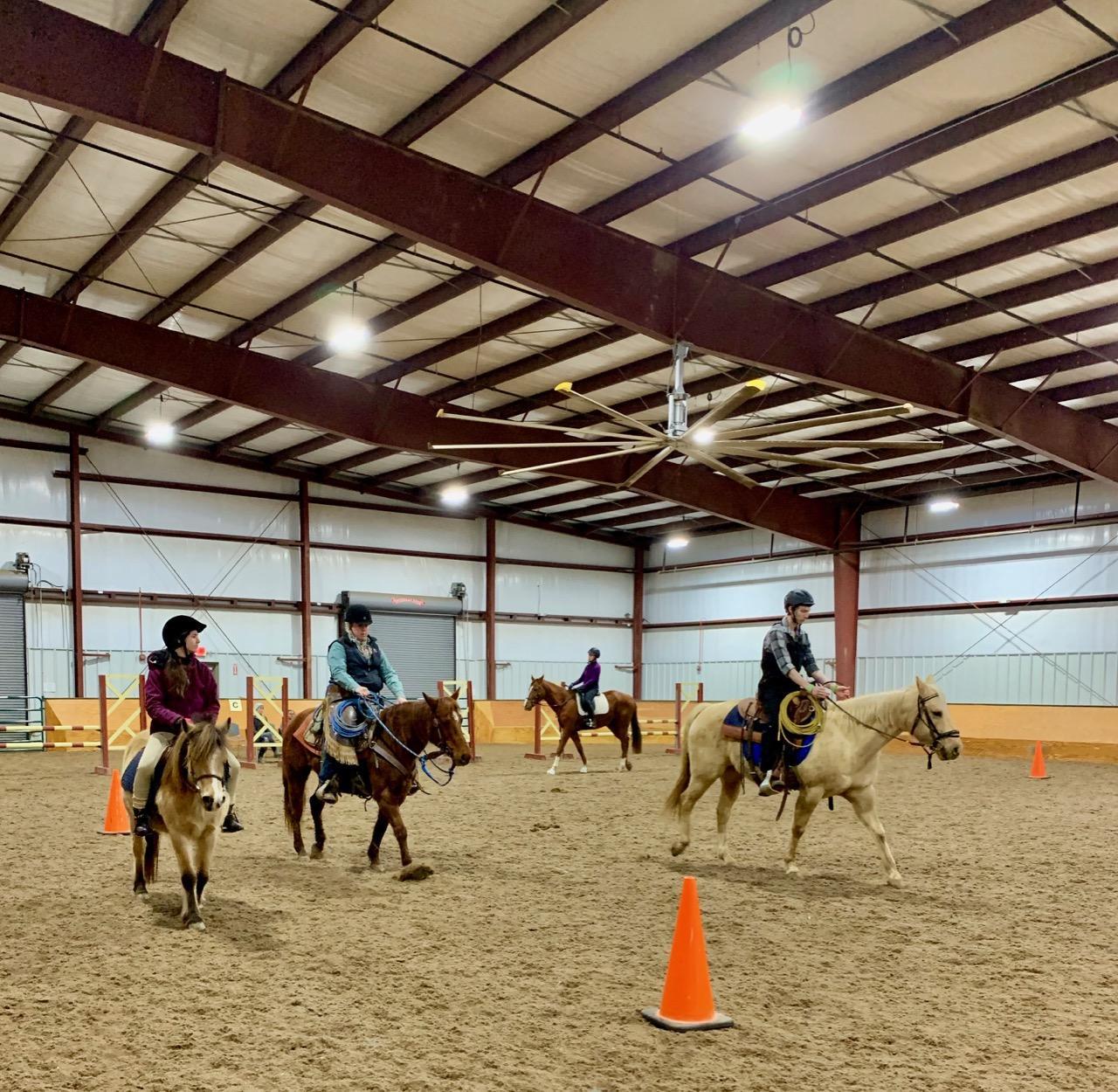 Horse Capital: Training The Horses And Teachers At CKRH   WUKY