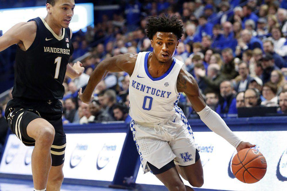 Kentucky rallies to upend Vanderbilt