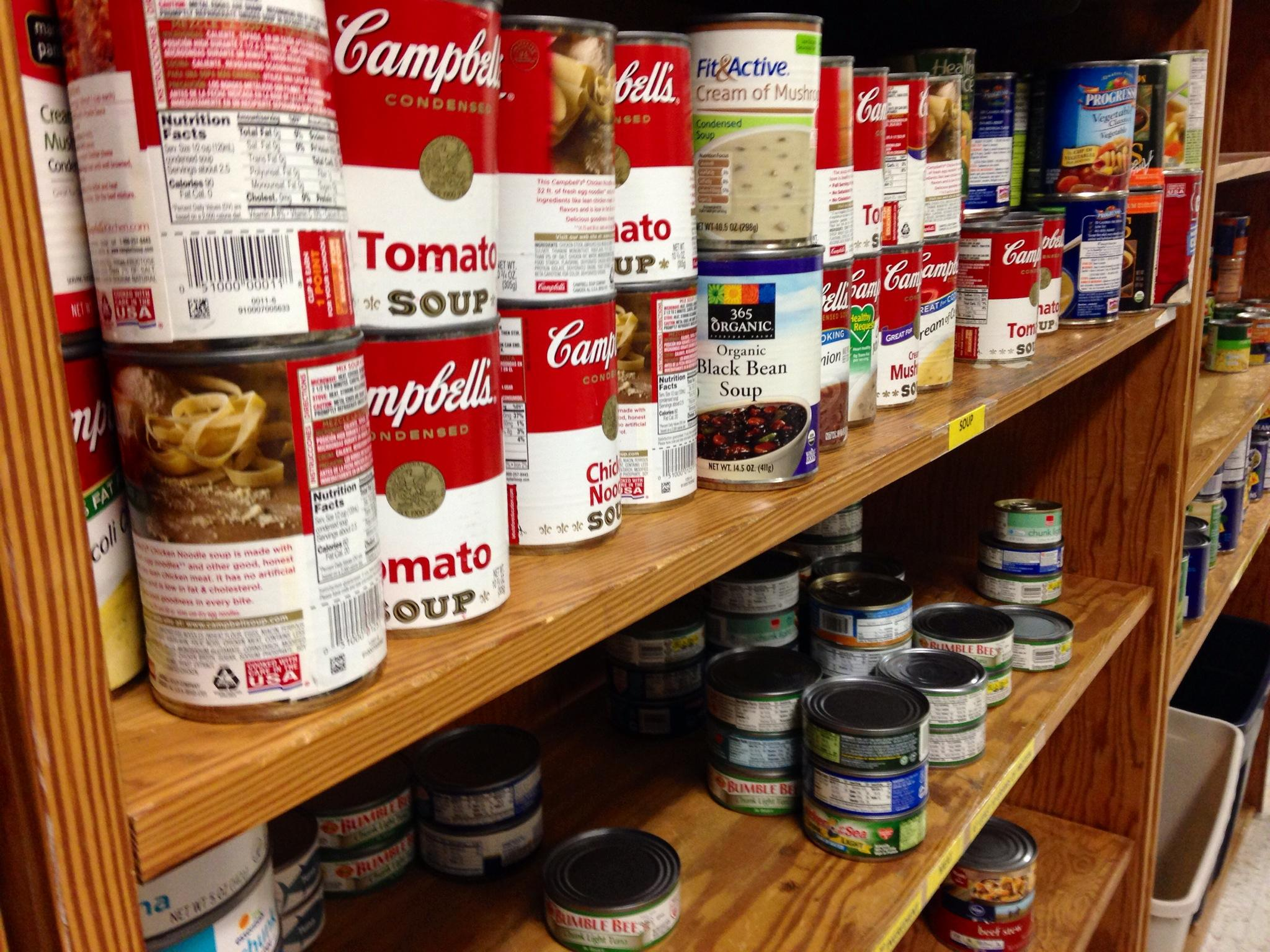 food pantry fayetteville nc
