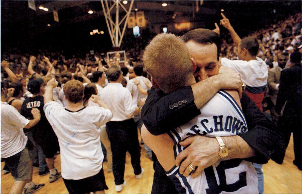 Coach K On Precipice Of Historic Win Photos From Duke