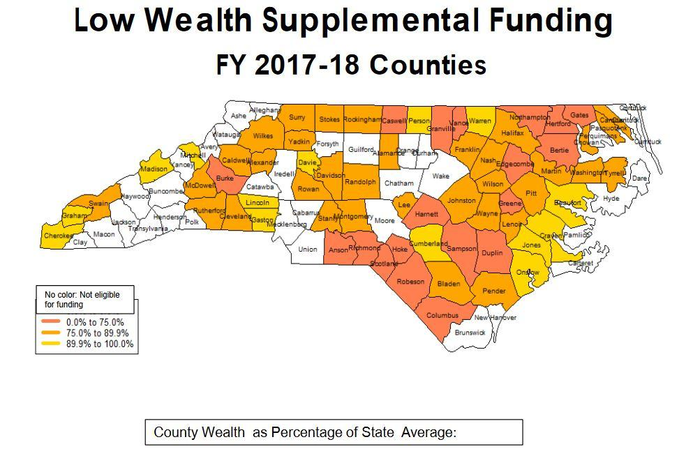10 Questions To Understand School Funding In NC | WUNC