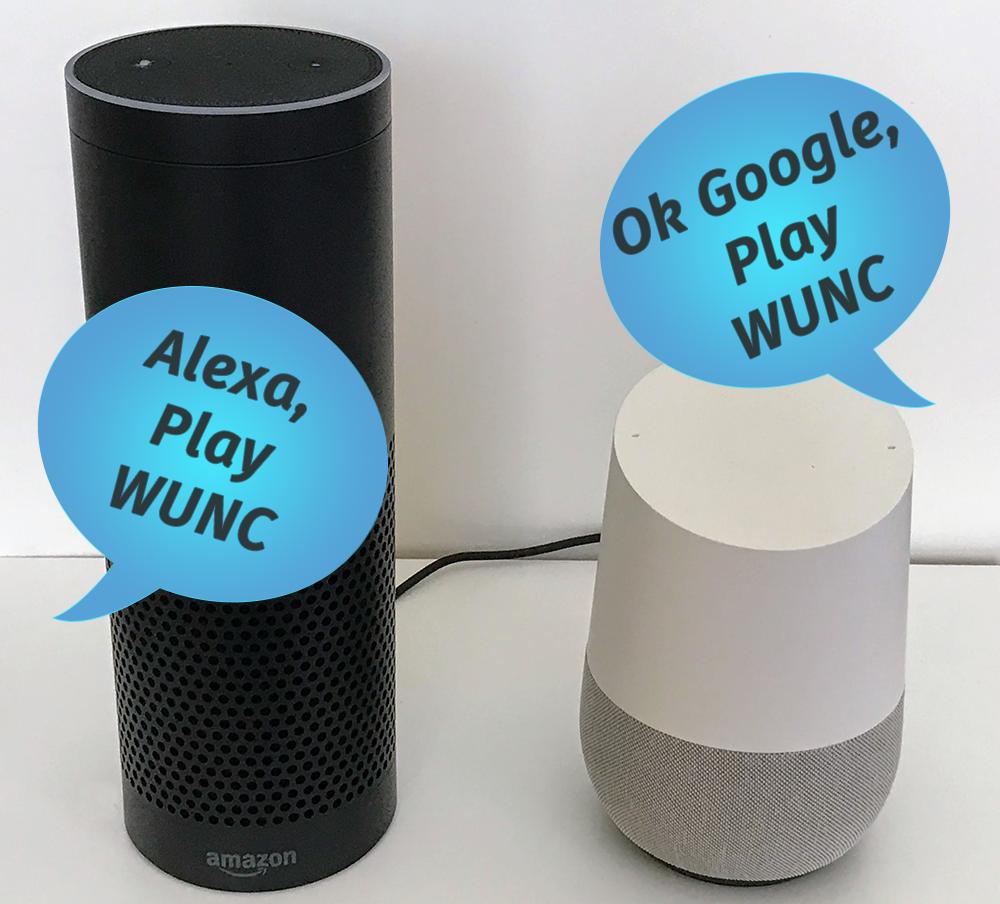 Ways To Listen To WUNC Online | WUNC