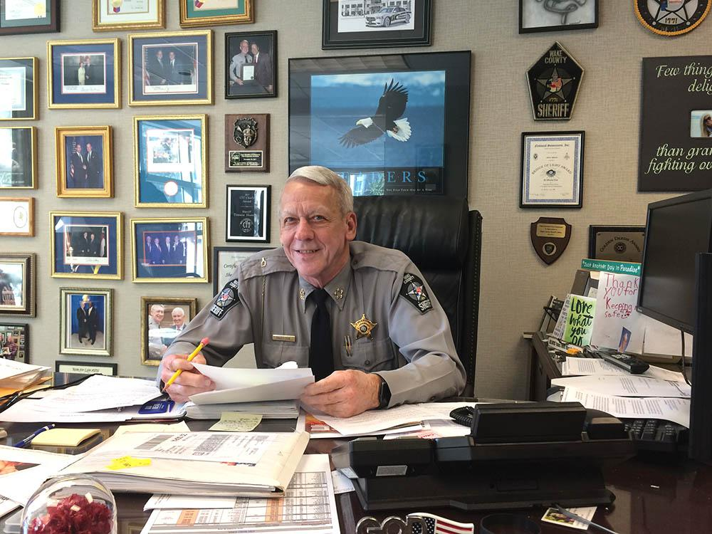 Wake County Sheriff's Race Pits Former Deputy Against Old