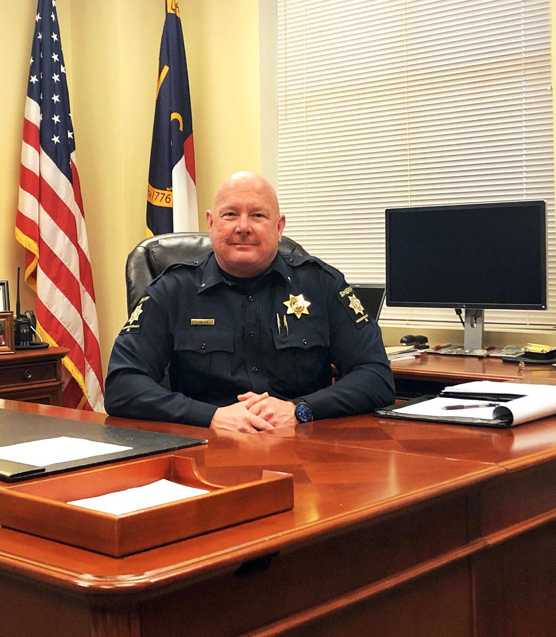 Henderson County Sheriff Lowell Griffin Grapples With ICE