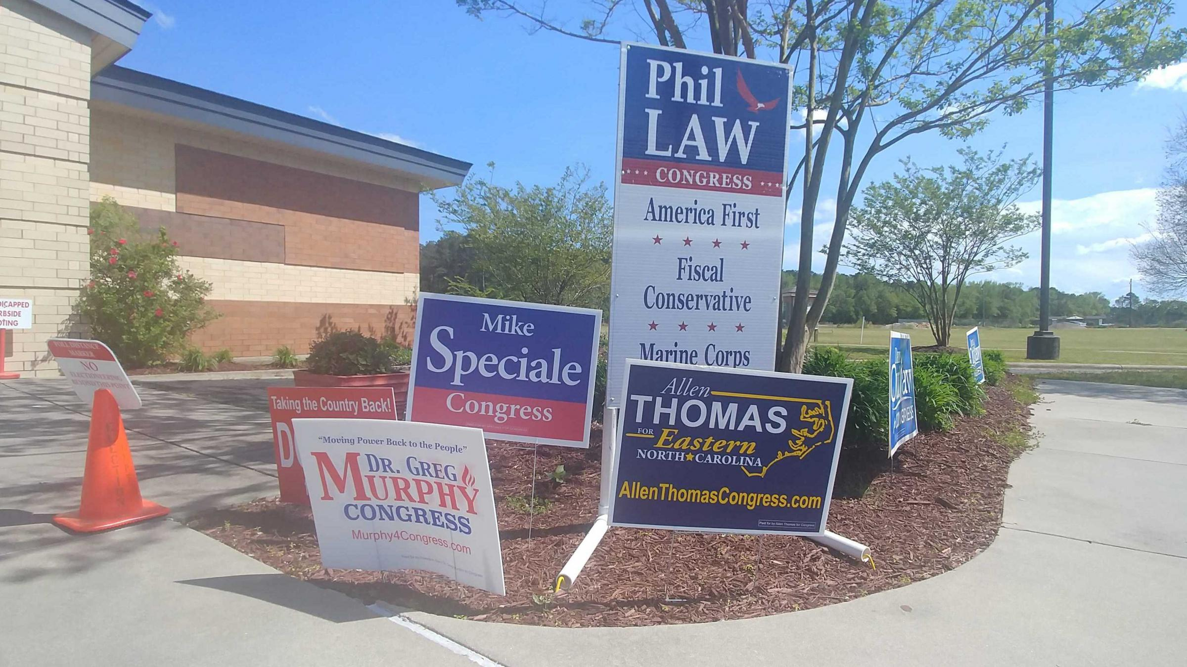 Primary Takes Place Tuesday In NC's 3rd Congressional