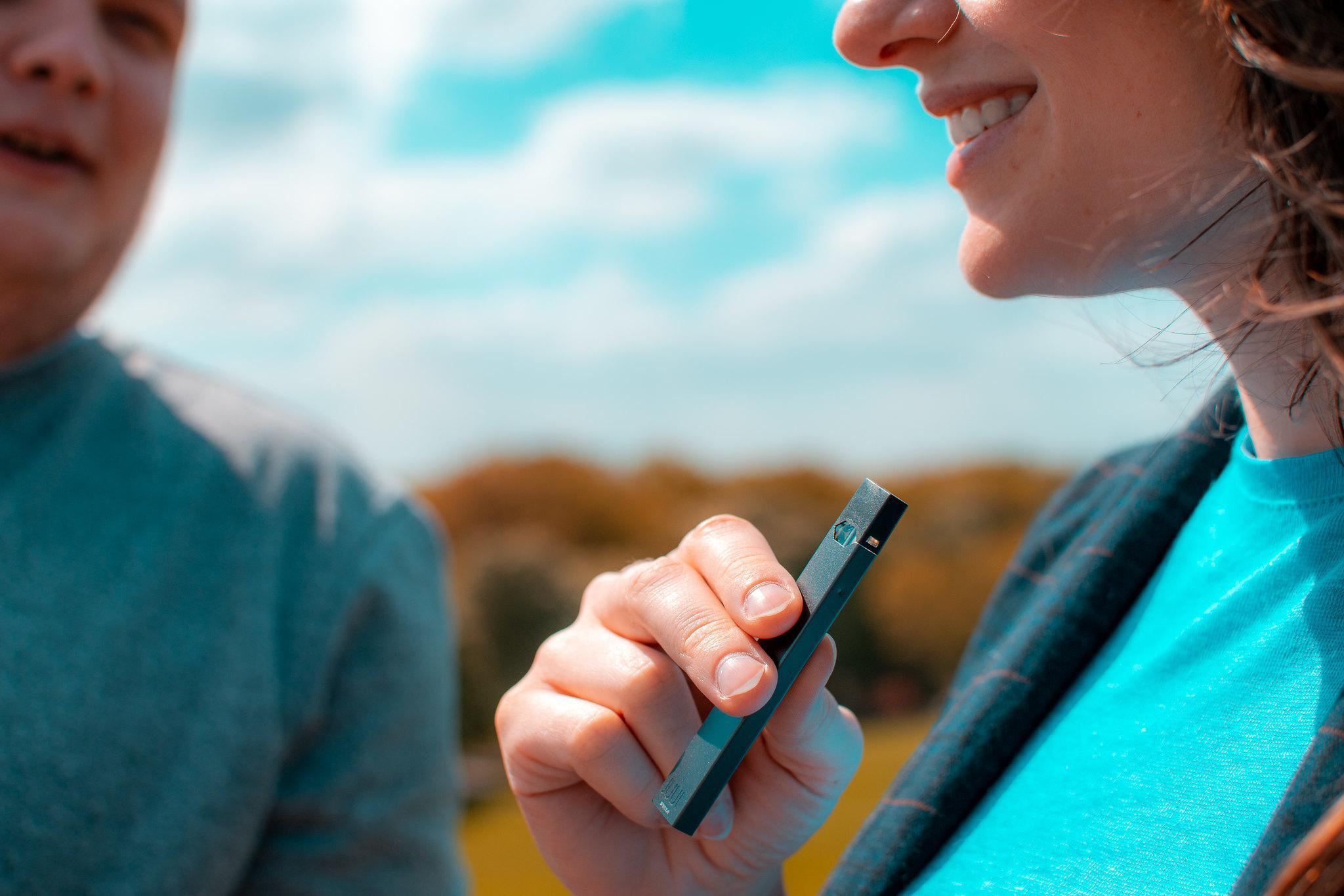 North Carolina Sues E-Cigarette Maker JUUL Over Marketing   WUNC
