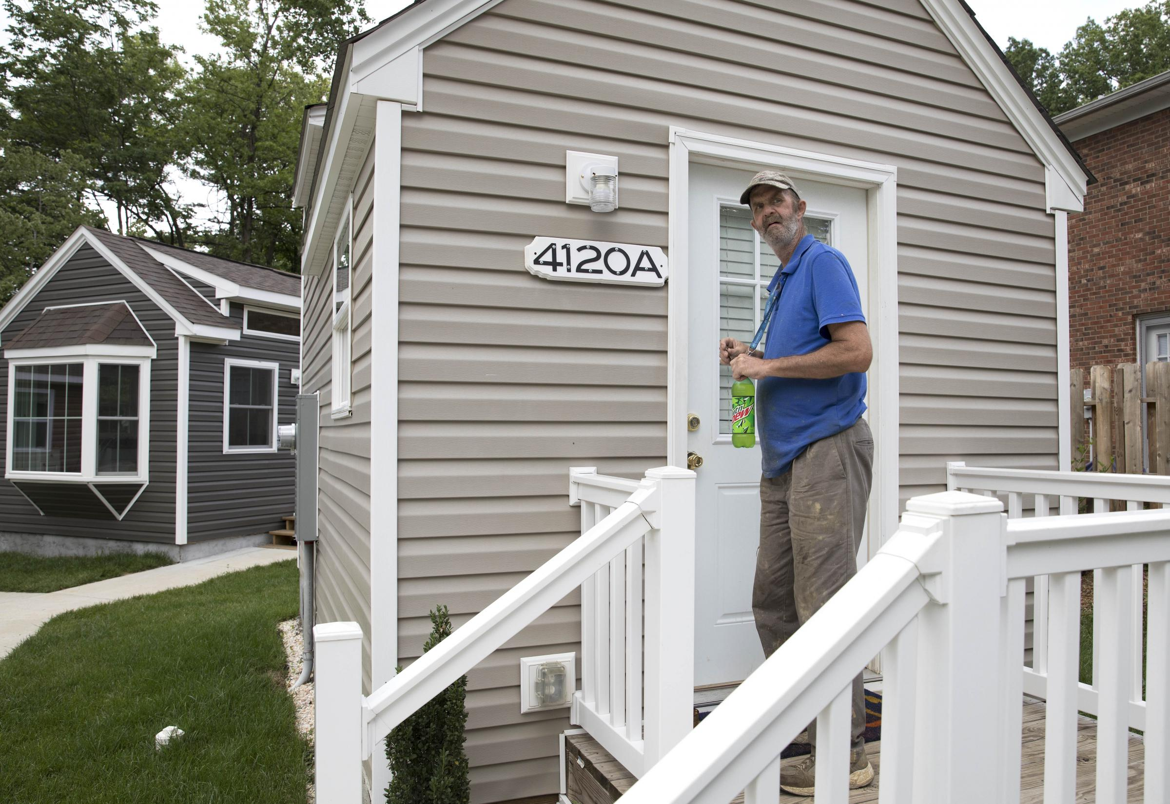 Greensboro Builds Tiny Houses For Homeless Wunc
