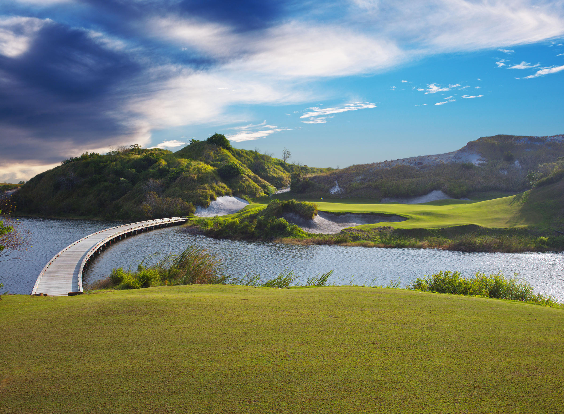 From Phosphate Mine to Golf Resort Streamsong  WUSF News