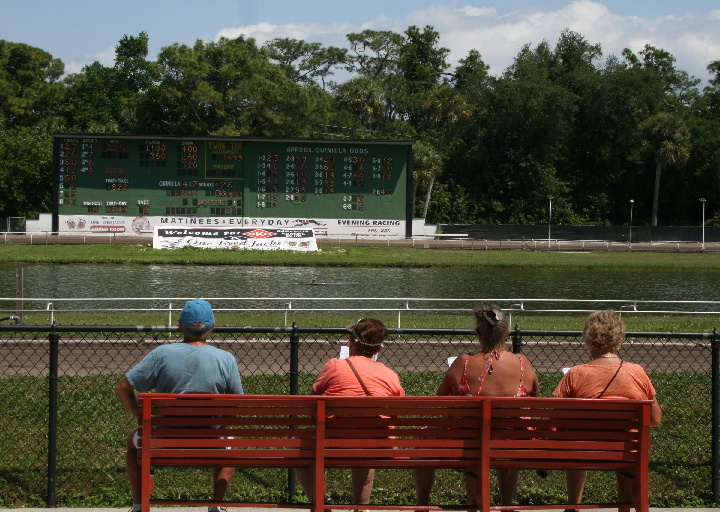After 90 Years, Greyhound Dog Racing Comes To An End In